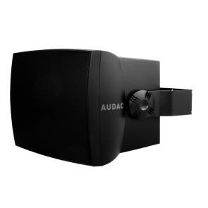 """Audac WX802 8"""" 2-vejs højttaler 70W 100V & 16 Ohm IP55, sort"""