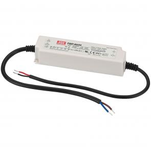 Strømforsyning til LED 60 watt 24 volt 2,5 A - PSIP-60/24