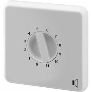 ELA-volumekontrol - ATT-235H/WS