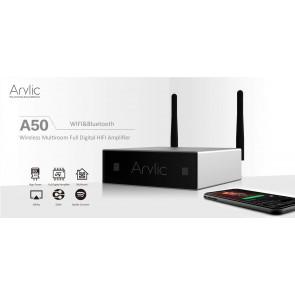 Arylic A50 trådløs forstærker til multirumslyd
