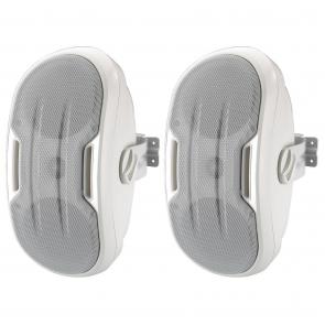 2 Vejs højttaler til vægmontering 8 Ohm - MKS-248/WS
