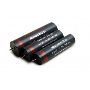 4,7 uF Alumen Z-cap kondensator Jantzen Audio