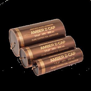 6,8 uF Amber Z-cap kondensator Jantzen Audio
