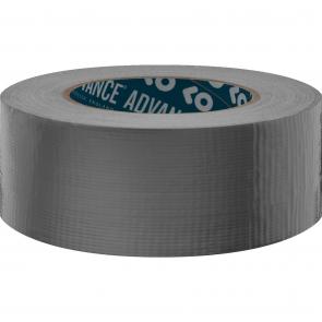 Gaffatape sølv 50 meter - AT-132/SI