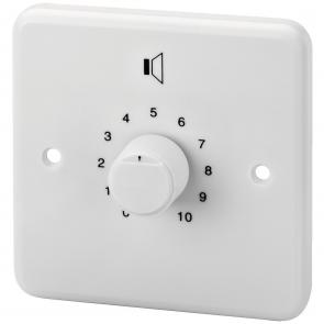 ATT-250/WS ELA-volumekontrol hvid