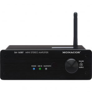 SA-160BT Stereo bluetooth forstærker