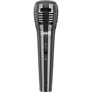 Sang og vokal mikrofon i sort chrom -  DM-1500