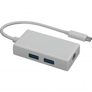 USB-C 3.0 HUB Fordeleboks USBA-31C2A