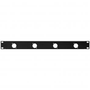 19´´ frontplade 1U m/huller - RCP-8730U