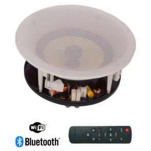 Bluetooth og Wifi aktiv Indbygnings-højttaler MSR-6WF