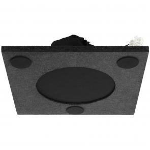 EDL-310L Usynlig indbygnings højttaler