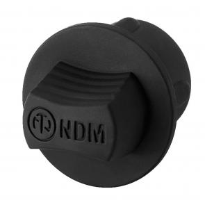 Beskyttelseskappe XLR han - NDM-1