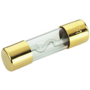 CPF-60G Guldbelagt sikring