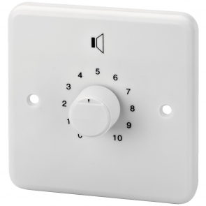 ATT-212/WS Hvd ELA-volumekontrol til indbygning
