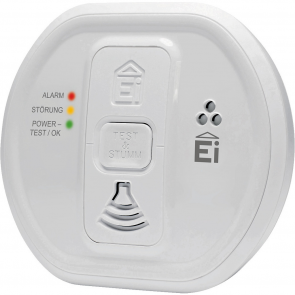Kulilte alarm se værdierne på din smartphone - EI-208IW
