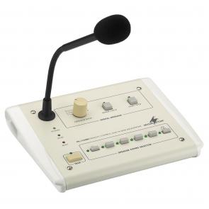 PA-1120RC Bordmikrofon til Pa-anlæg - med beskeder