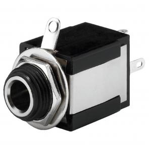 Jackbøsning 6.3mm - T-635SI