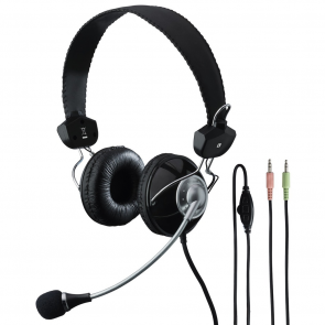 Headset til pc med mini jackstik - BH-002