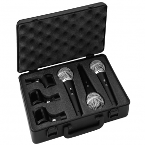 DM-3SET 3 mikrofoner til sang