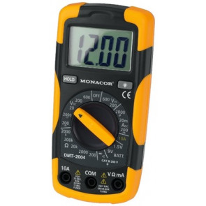 DMT-2004 Digitalt multimeter