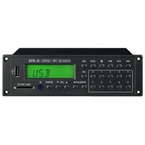 DPR-10 MP3-afspiller/optager
