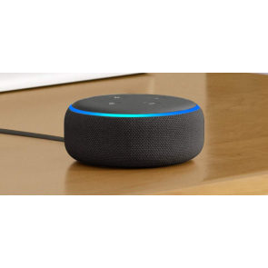 Echo Dot 3rd generation Charcoal