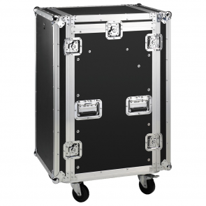 MR-162 Flightcase 10+16U med hjul