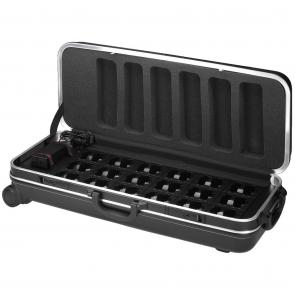 TXA-36C Kuffert med lader til ATS/TXA tour guide systemer