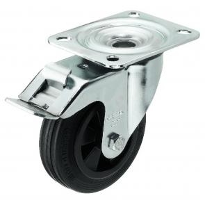 GCB-100B Hjul med bremse