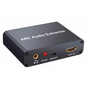 HDMI ARC til analog lyds konverter