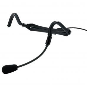Headset mikrofon med løse ledninger - HSE-100