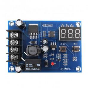 Batteri lade kontrol board