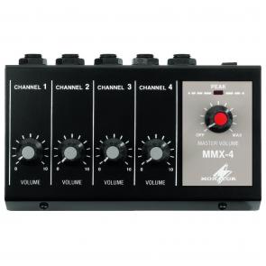 MMX-4 Mikrofonmixer