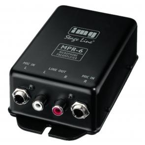 MPR-6 Mikrofonforforstærker