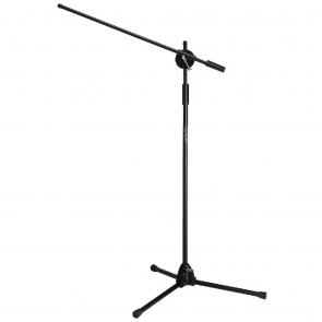 MS-40/SW Mikrofonstativ sort