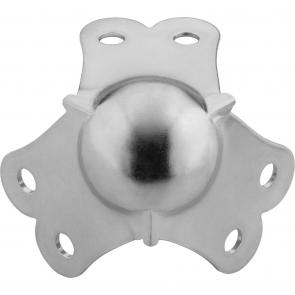 Metalhjørne højtaler MZf-403