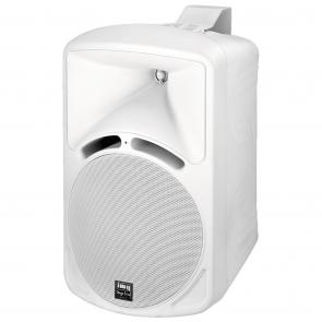 Cafe højttaler kraftige - Img stage line PAB-88/WS Par hvide