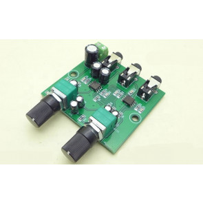 Mixer board 2 kanals