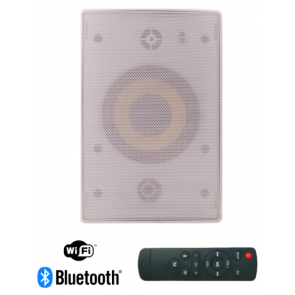 Bluetooth og Wifi aktiv væghøjttaler PLAY-BW65