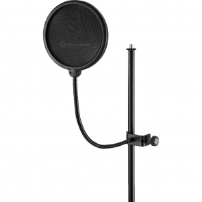 Popfilter til mikrofon KM-23956 - sort pop filter