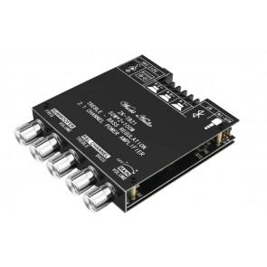 Bluetooth klasse D forstærker 2x55W + 100W subwoofer TB21