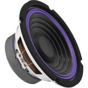 "SP-167C 6 1/2"" Bass 100 Watt"