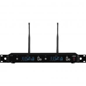 TXs-727 2 kanals trådløs mikrofonmodtager