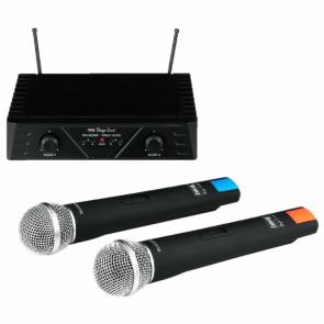 Trådløs mikrofon til soundboks