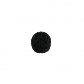 WS-10 Vindhætte mikrofon sort skum 14 x 15 mm