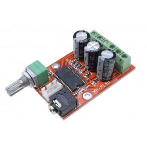 Klasse D forstærker board med Yamaha YDA-138-E chip