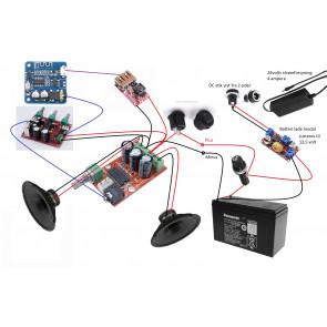 YDA-138 system forslag 3