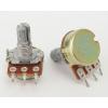 Pot-meter AUX mono signal