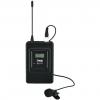 Trådløs knaphulsmikrofon med lommesender TXS-606LT