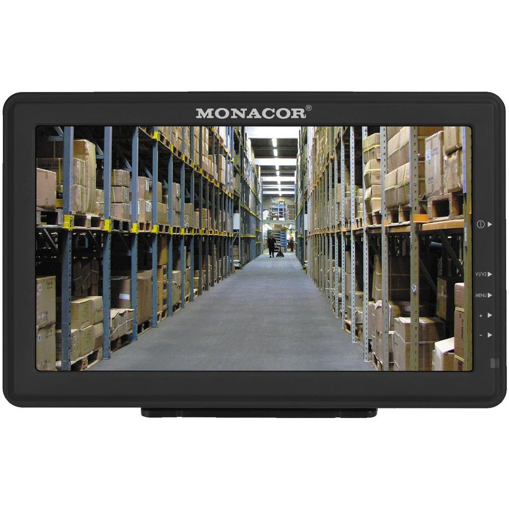 TVLCD-1020COL 10´´ LCD monitor